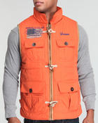 Cold Weather- MEN - Manchester hunting vest