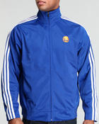 Men - Golden State Warriors track jacket