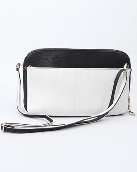 Fashion Lab - Evelyn oversized clutch