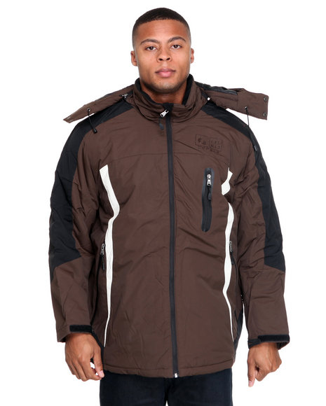 - Kilimanjaro Triclimate Jacket