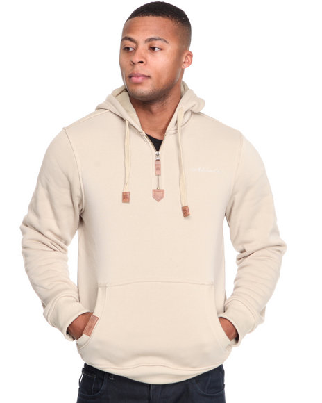 - Ben Johnson Half Zip Pullover