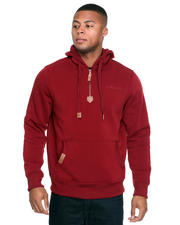 Men - Ben Johnson Half Zip Pullover