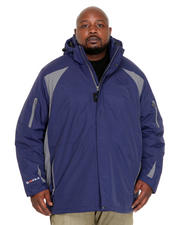 Heavy Coats - Everest Triclimate Jacket (B&T)