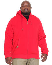 Big & Tall - Carl Lewis Fleece Zip Jacket (B&T)