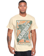 T-Shirts - Full Metal Graphic Tee Shirt