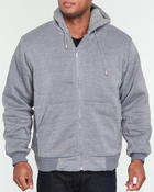 Cold Weather- MEN - Sherpa Lined Hoodie