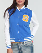Women - Varisty jacket