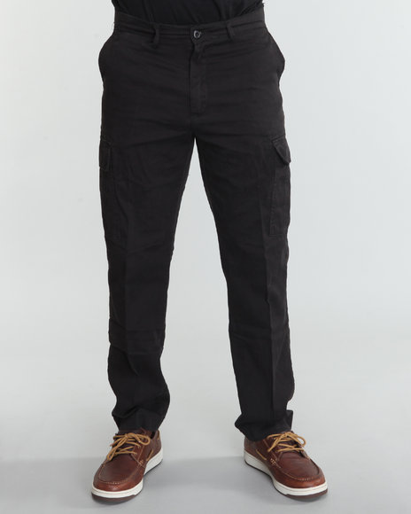 Black Cargo Pants Men