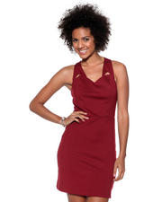 Women - Maura Ponte Cut Out Dress
