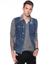 DJP OUTLET - Jungle Denim Vest