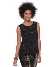 Women - Edgar Studded Blouse
