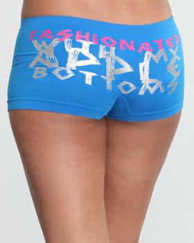 Apple Bottoms - Fashionated Seamless Logo Short