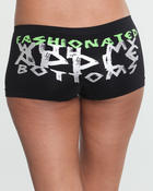 Women - Fashionated Seamless Logo Short