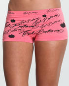 Women - Allover Signature  Seamless Short
