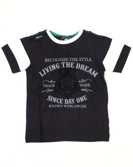 - Living the Dream Tee (8-20)