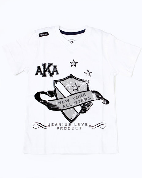 - All Star V Tee (4-7)