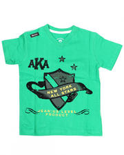 Boys - All Star V Tee (8-20)