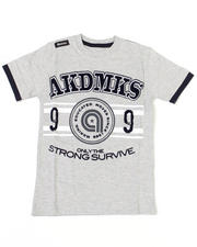 4-7x Little Boys - Survive Tee (4-7)