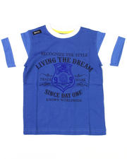 Shirts - Living the Dream Tee (8-20)
