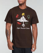 LRG - Down From Earth Tee