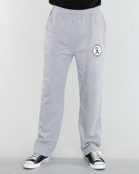 LRG Men Grey Creative Currency Sweatpants