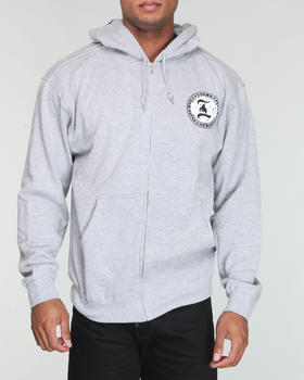 LRG - Creative Currency Zip Up Hoodie
