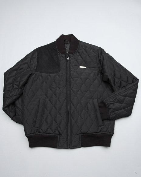 Sean John Boys Black Quilted Jacket (8-20)