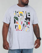 LRG - Above The Crowds Tee (B&T)