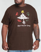 LRG - Down From Earth Tee (B&T)