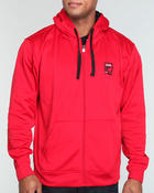 Men - Gym fleece hoody