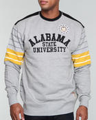 Men - Alabama State University Crewneck Sweatshirt