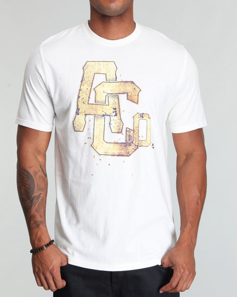 Akoo Men Golden Aco. Tee - Shirts