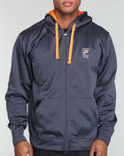 Men - Gym fleece hoodie