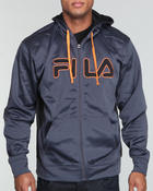 Cold Weather- MEN - Stadium Fleece Hoodie