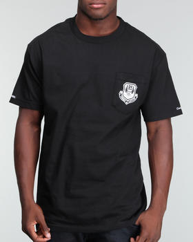 Crooks & Castles - Ayahuasca Crest Pocket Tee
