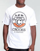 Crooks & Castles - Carriage Tee
