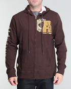 Cold Weather- MEN - Berkley Lightweight hoodie pullover