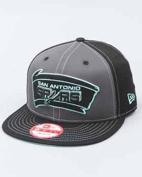 New Era - San Antonio Spurs Snapinpop snapback hat