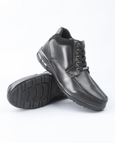 Pelle Pelle Men Black Classic Pelle Boot