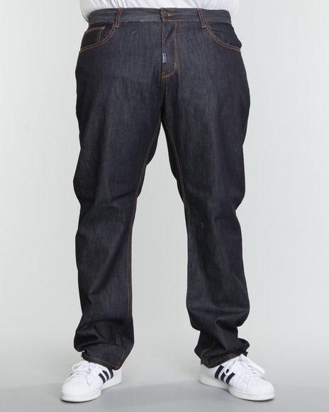 LRG Men Raw Wash Chronicle True-Straight Jean (B&T)