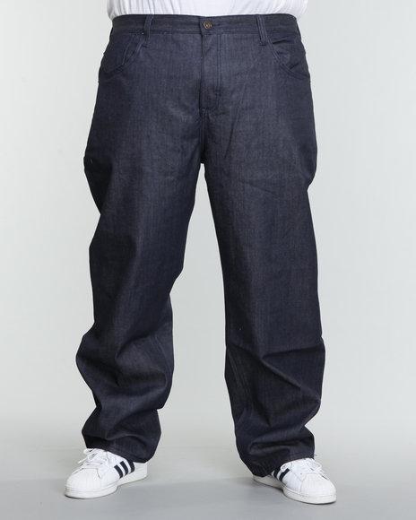 Rocawear Men Raw Wash Rocawear Core Denim Jeans (B&T)