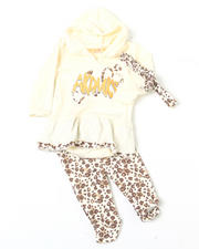 Newborn - 3pc Knit Set (NB)
