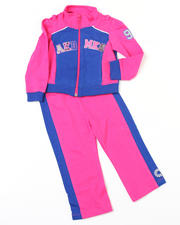 Girls - 2pc French Terry Set (TOD)