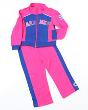 Girls - 2pc French Terry Set (INF)