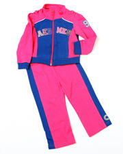 Girls - 2pc French Terry Set (4-6X)