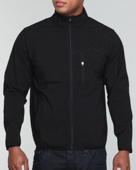 descent bonded jacket