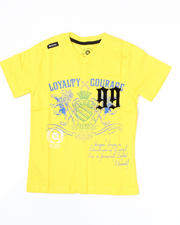 Shirts - Loyalty V Tee (8-20)