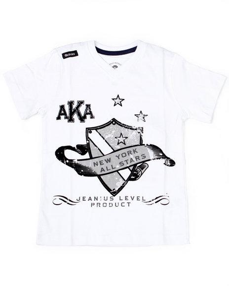 - All Star V Tee (8-20)