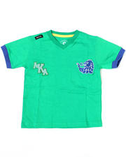 2T-4T Toddlers - Prep V Neck Tee (TOD)