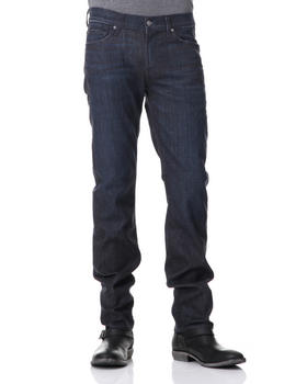 7 for All Mankind - Waxed Indigo Slimmy Fit Jean